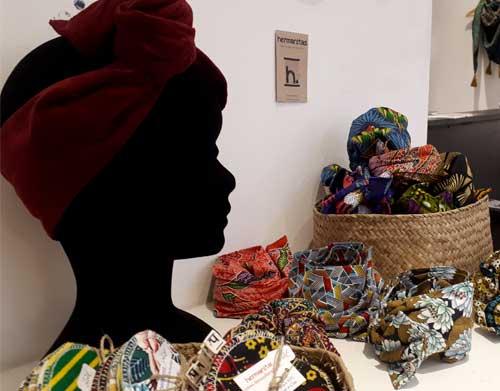 artisanat lyon bijoux créateurs bijouterie fantaisie bandeaux cheveux chouchou barrette artisanat