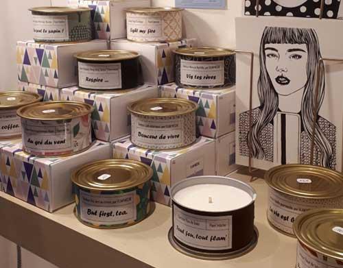 artisanat lyon bijoux créateurs bijouterie fantaisie bougies naturelles artisanat décoration