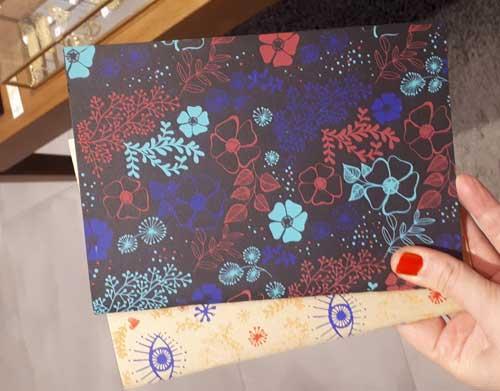 artisanat lyon bijoux créateurs bijouterie fantaisie cahier papeterie illustration cartes postales