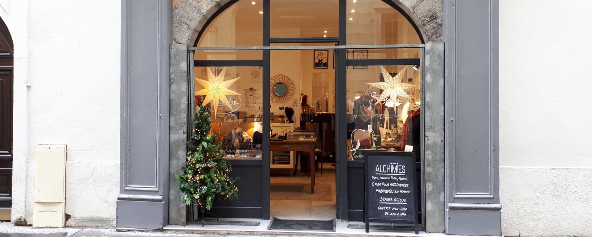 contact boutique createurs lyon bijouterie alchimies boutique bague collier bracelet boucles oreilles