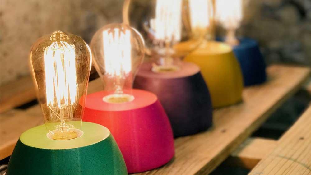 décoration lyon créateurs lampe bougies illustration peinture papeterie junny