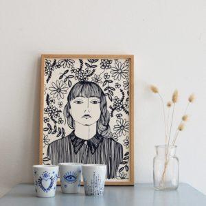 alchimies-lyon-click-and-collect-cadeaux-noel-artisanat-createurs-boutique-affiche-poster-thelma