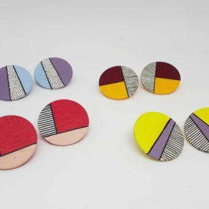 alchimies-lyon-click-and-collect-cadeaux-noel-artisanat-createurs-boutique-boucles-oreilles-couleur-rodeo-claudymakk