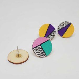 alchimies-lyon-click-and-collect-cadeaux-noel-artisanat-createurs-boutique-boucles-oreilles-couleur-memphis-claudymakk