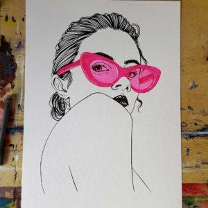 alchimies-lyon-click-and-collect-cadeaux-noel-artisanat-createurs-boutique-tabelau-decoration-deco-artiste-cannibal-malabar-lunettes