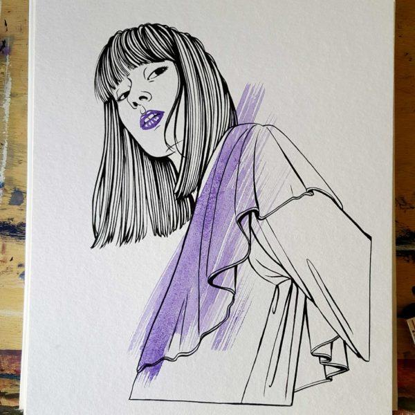 alchimies-lyon-click-and-collect-cadeaux-noel-artisanat-createurs-boutique-tabelau-decoration-deco-artiste-cannibal-malabar-purple
